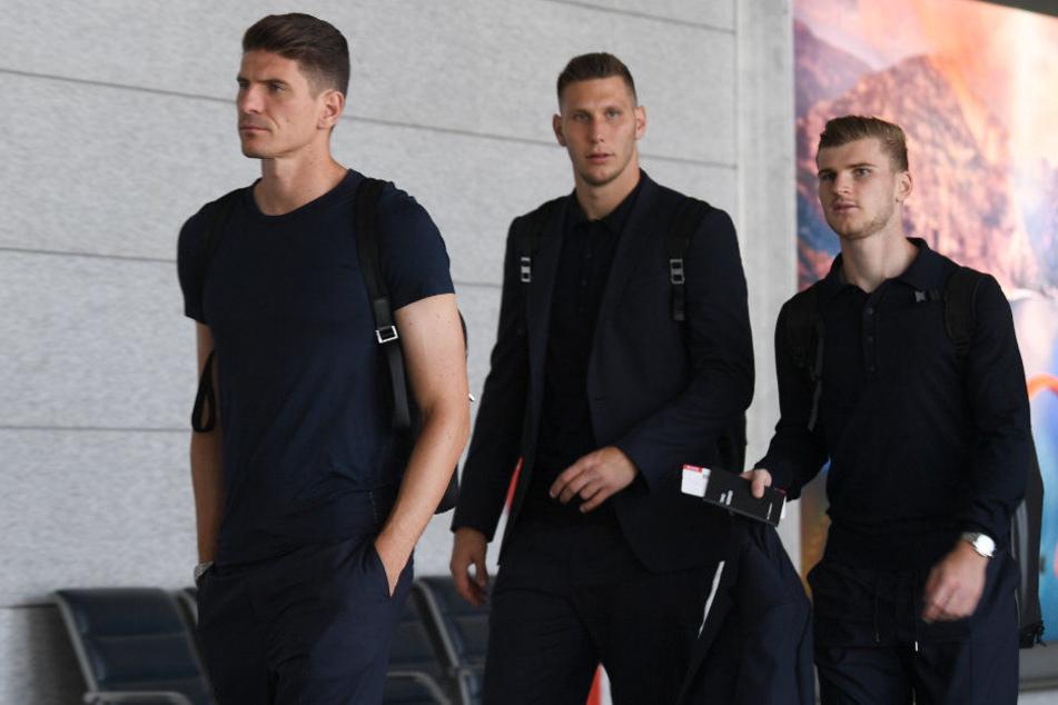 Das Deutsche Team muss überraschend früh die Heimreise antreten.
