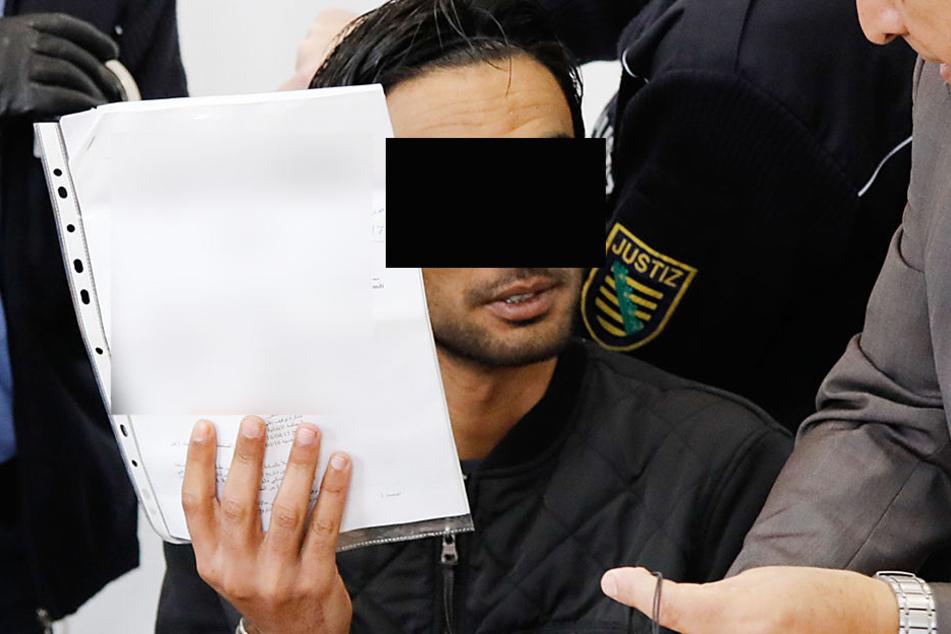 Mohammed H. wurde zu mehr als vier Jahren Haft verurteilt.
