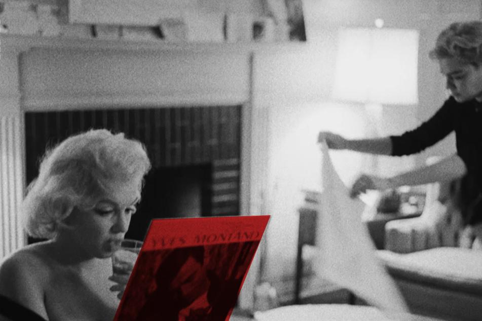 """Marilyn Monroes """"Affäre"""" mit ihrem Ehemann Yves Montand nahm sie den beiden nie übel."""