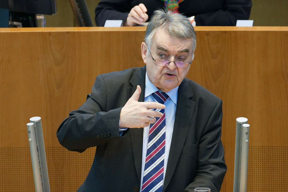 Herbert Reul (CDU), NRW-Innenminister.