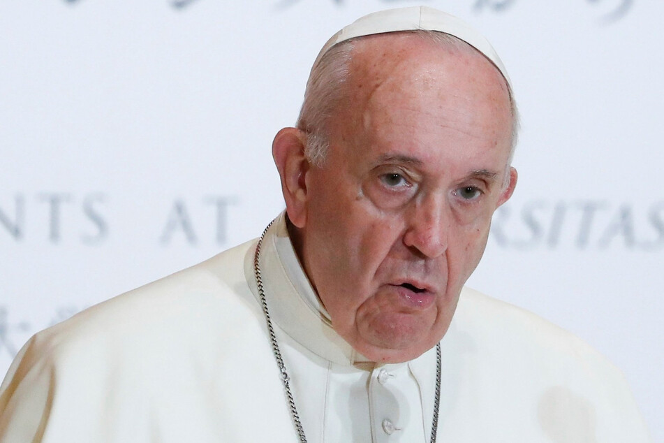 Papst Franziskus (84) äußerte sich erneut besorgt über den Konflikt.