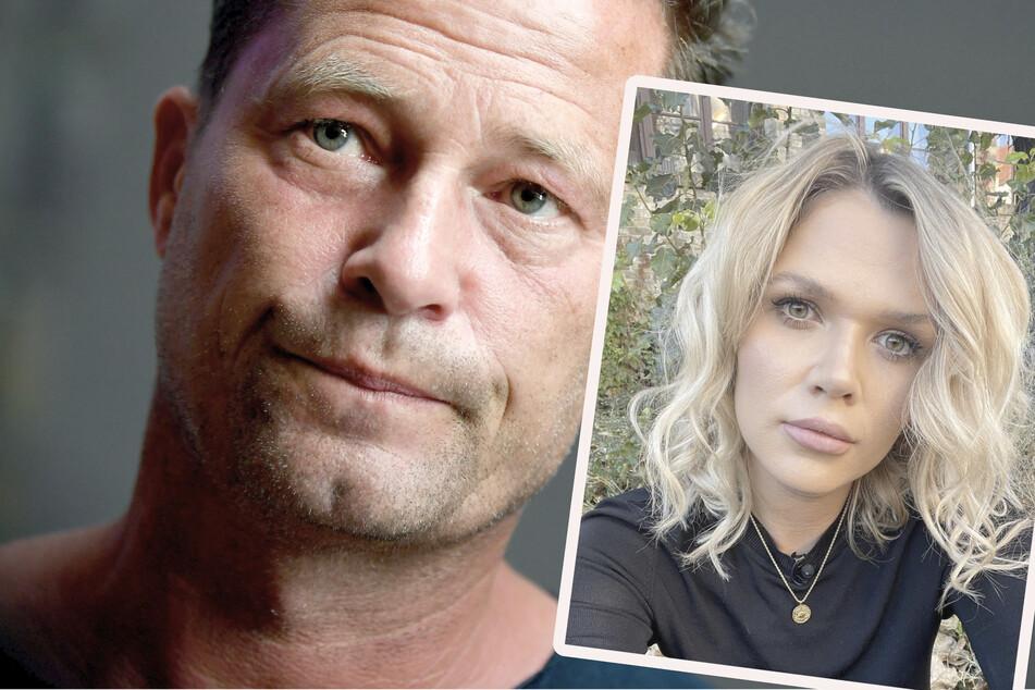 Model Sara Kulka (31) und Filmstar Til Schweiger (57) hatten schon mal ein außergewöhnliches Treffen in einem Zug.