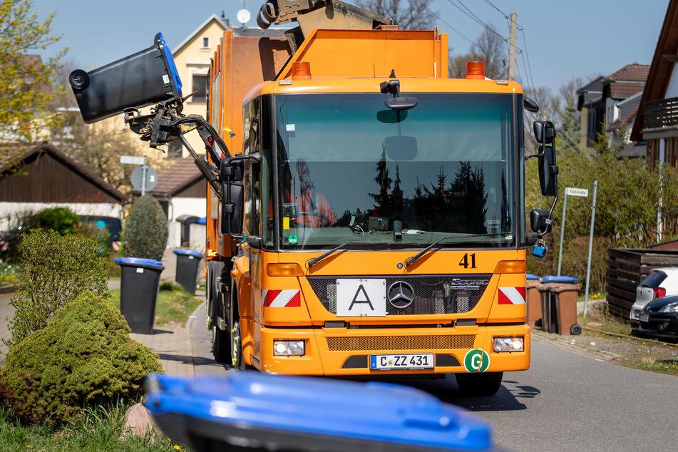 Wegen Corona sammelt sich in den Chemnitzer Haushalten mehr Müll an. Das merkt auch der ASR.
