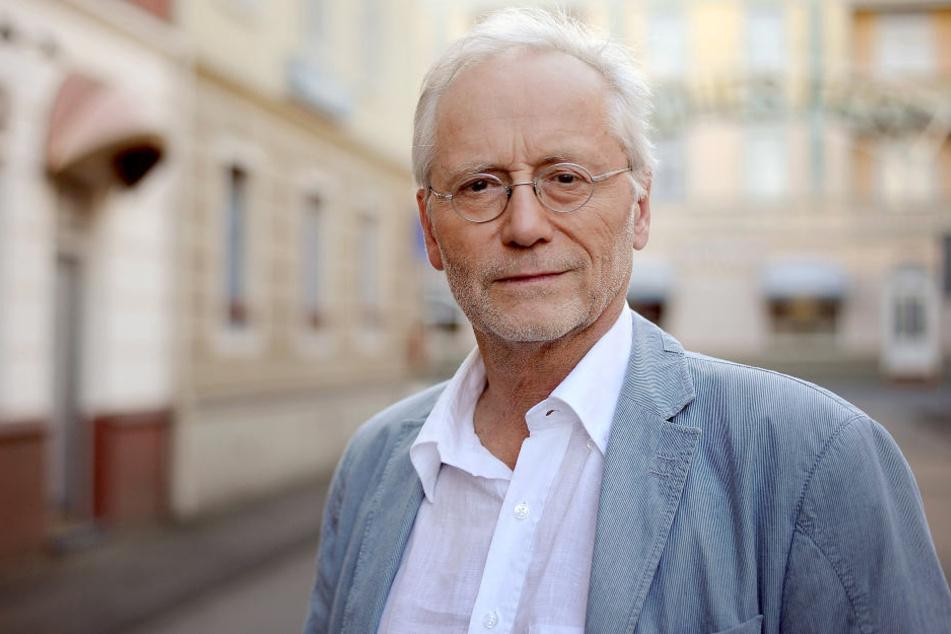 Joachim H. Luger will die Lindenstraße verlassen.