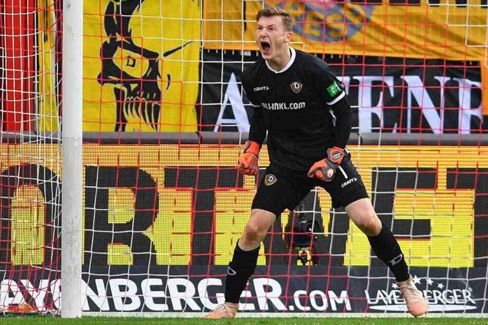 Markus Schubert hat sich längst zur festen Größe im Dynamotor entwickelt. Das weckt auch bei anderen Vereinen Begehrlichkeiten.
