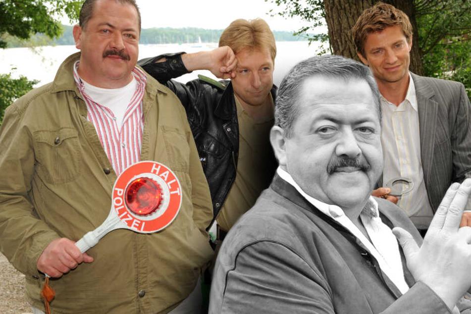 """Trauer um """"Rosenheim-Cop"""" Hannesschläger (†57): So nehmen Freunde und Fans Abschied"""