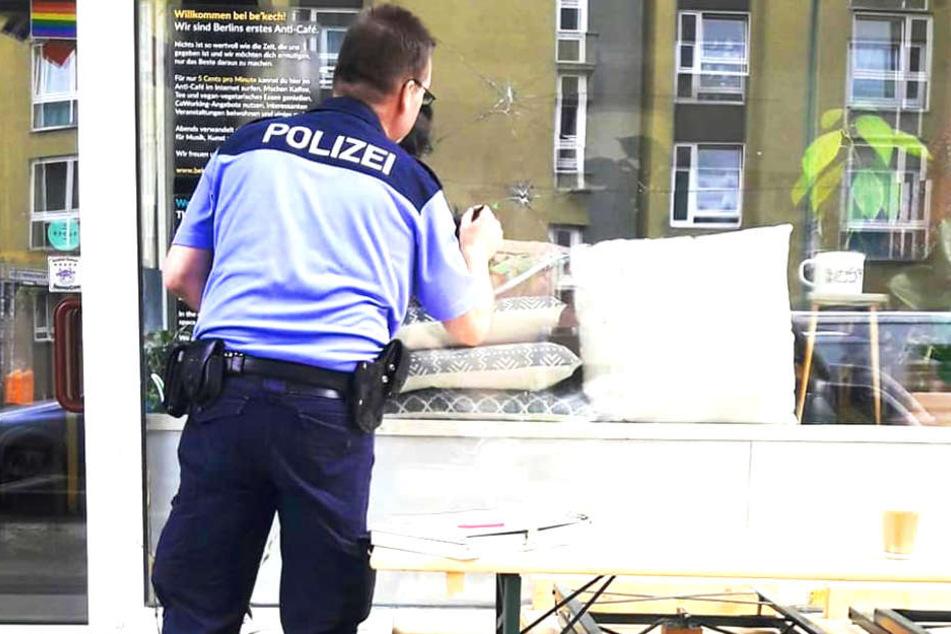 Das Berliner Café be'kech ist nach eigenen Angaben Ziel von Angriffen geworden.