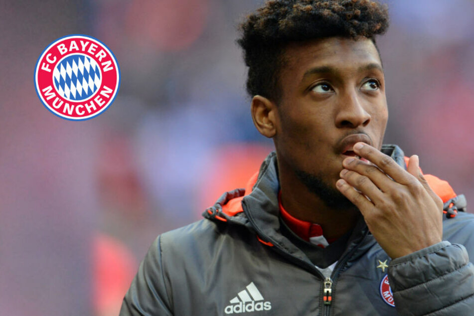 Bayern-Star rast in Leitplanke: Kingsley Coman schrottet seinen 720-PS-McLaren