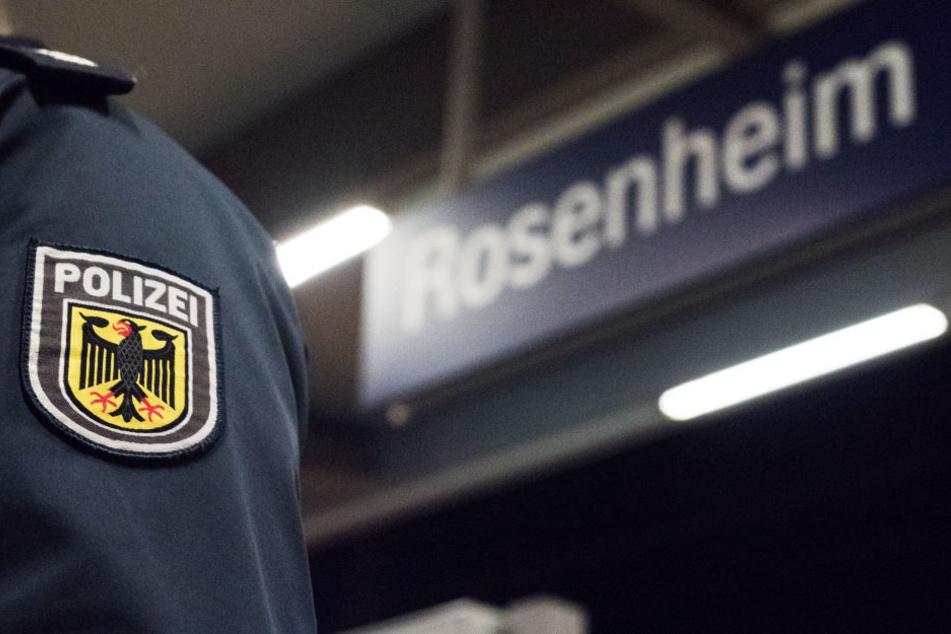 Der Mann wurde von der Bundespolizei in Rosenheim verhaftet. (Symbolbild)