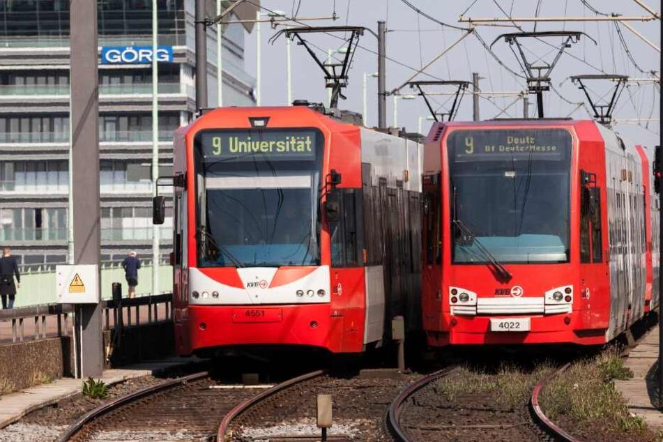 Viele Straßenbahnnetze in NRW müssen erneuert werden (Symbolbild).
