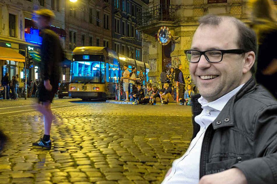 Autor schreibt 40 neue Geschichten über die Neustadt