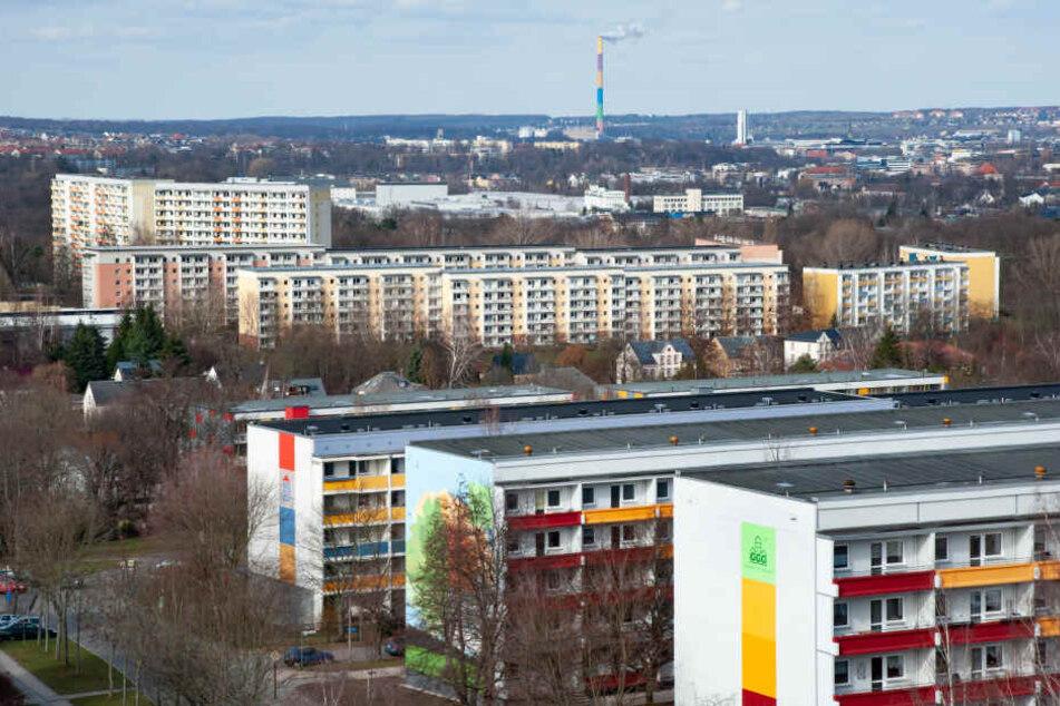 In Chemnitz beträgt der Leerstand für angebotene Objekte 8 bis 10 Prozent - und trotzdem wird weiter gebaut. Das hält den Mietpreis auch langfristig niedrig.