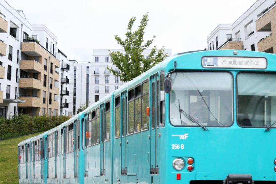 Das neue Europaviertel in Frankfurt braucht noch einen U-Bahn-Anschluss (Fotomontage).