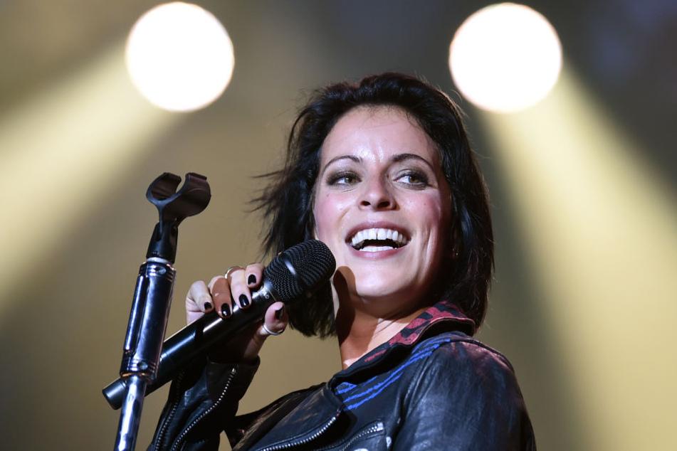 Die Band um Sängerin Stefanie Kloß wird im kommenden Jahr zum insgesamt sechsten Mal auf einem Hessentag spielen.