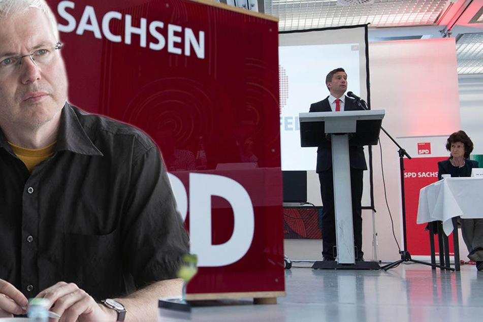 TAG24-Redakteur Torsten Hilscher hat sich Gedanken zum Kurs der SPD gemacht.