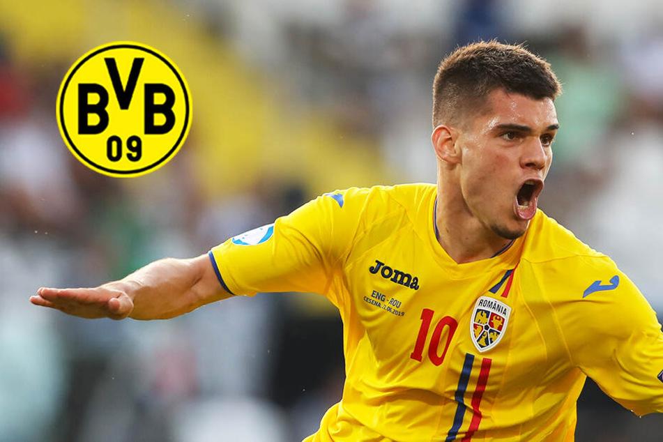 BVB an Edeljuwel dran! Kommt U21-EM-Star nach Dortmund?
