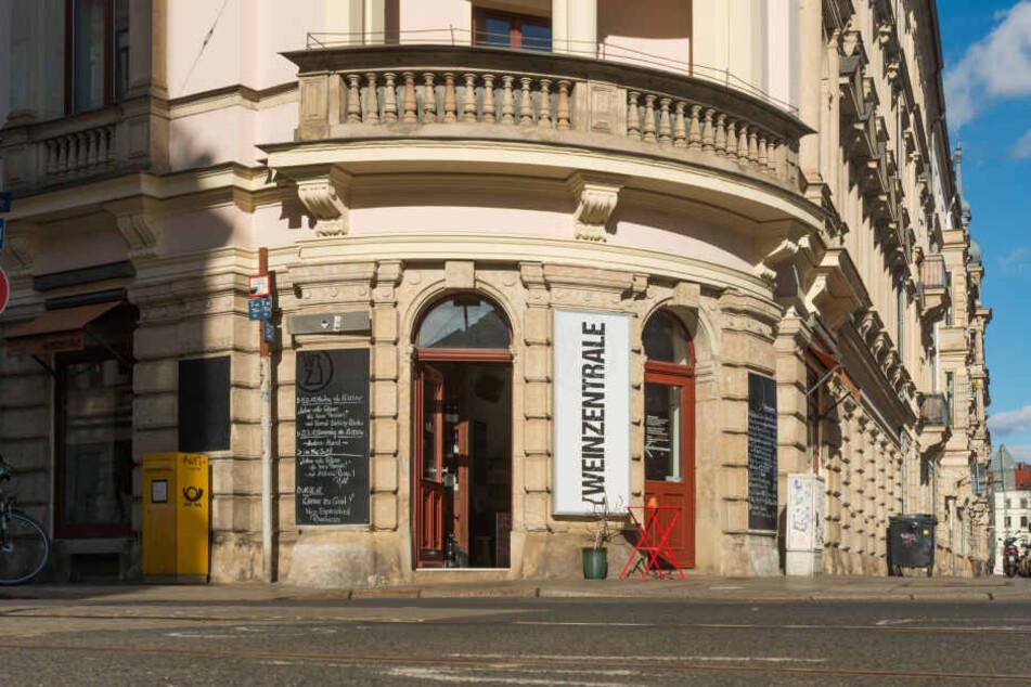 """Die """"Weinzentrale"""" von Jens Pietzonka zählt zu Deutschlands besten Weinbars."""