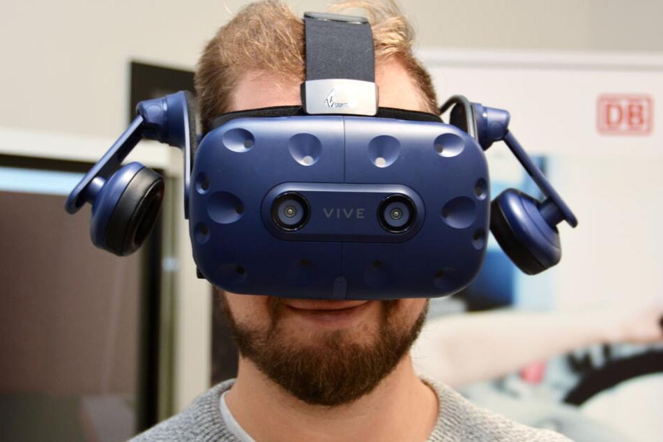 Mit Hilfe von VR-Brillen sollen Umgestaltungsideen für Kunden sichtbar werden. (Symbolbild)