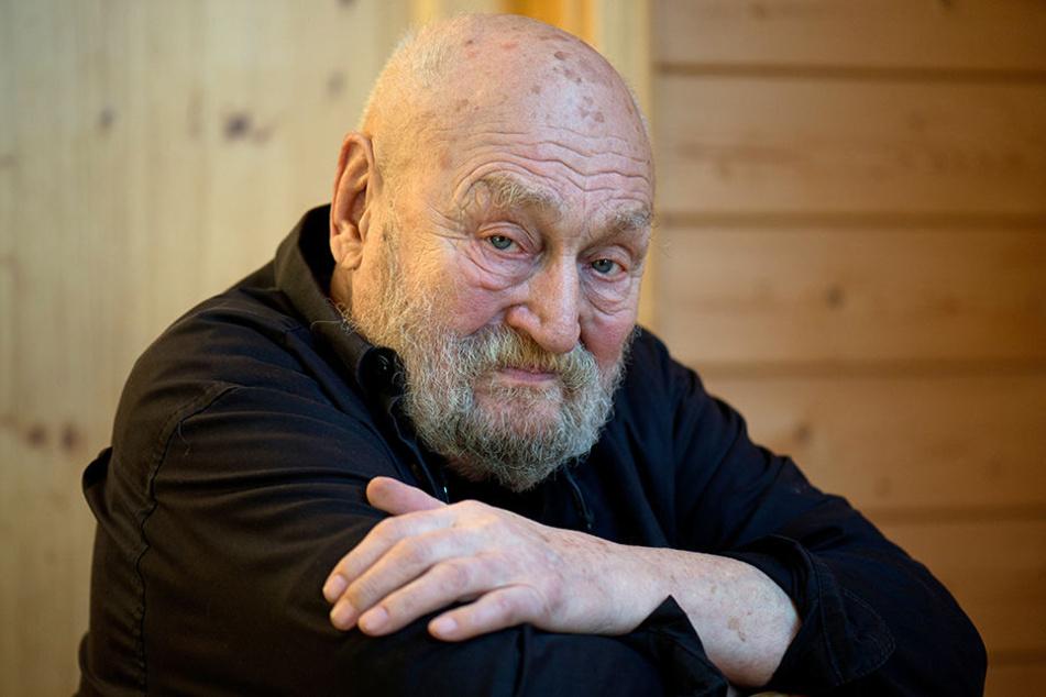 Rolf Hoppe (†87) wird Anfang Dezember auf dem Friedhof am Weißen Hirsch beigesetzt.