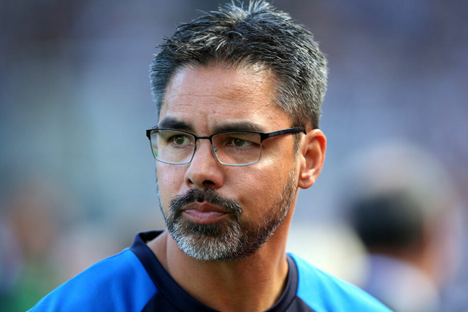 Huddersfield-Trainer David Wagner.