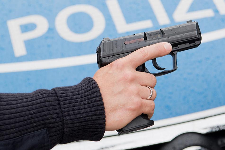 So oft schießen Polizeibeamte auf Menschen