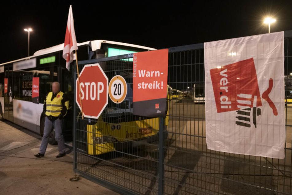 Auch neue Streiks sind nicht auszuschließen (Symbolfoto).
