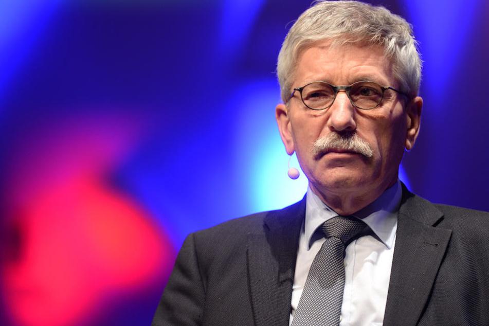 """""""Fühle mich gut aufgehoben"""": Islam-Kritiker Sarrazin will SPD nicht verlassen"""