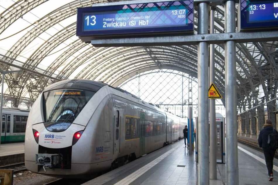 Am 5. März gibt es eine Fahrplanänderung der Mitteldeutschen Regiobahn (MRB) zwischen Leipzig Hbf und Döbeln.