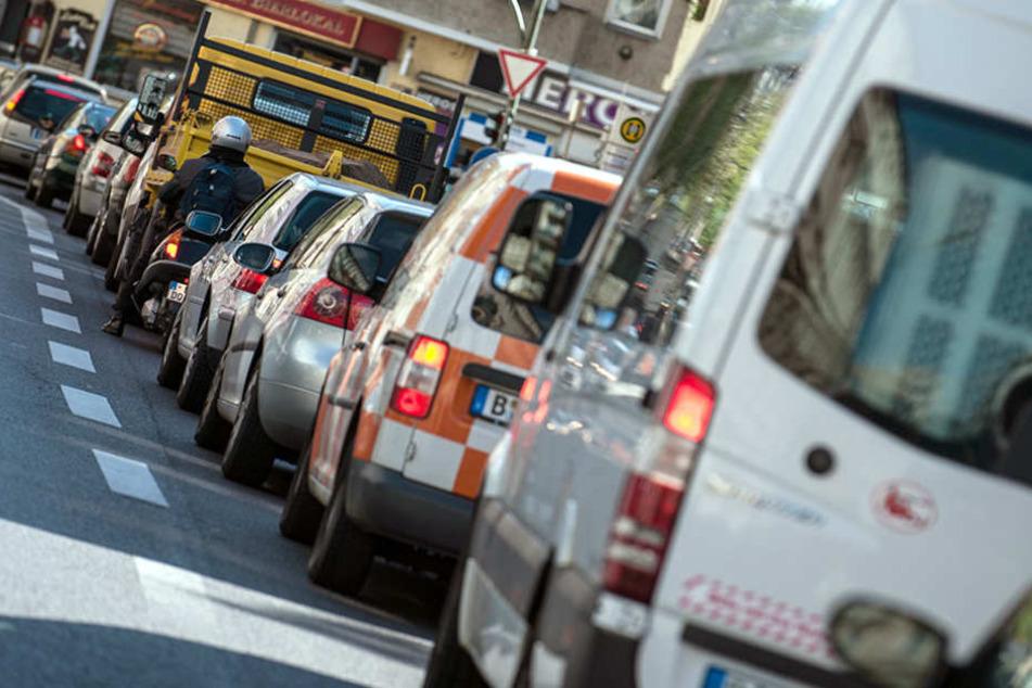 Im Vergleich zu anderen Bundesländern sterben im Berliner Verkehr nur wenige Menschen. (Symbolbild)