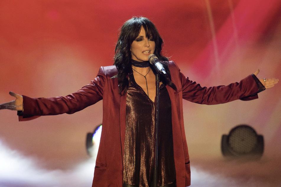 Nena (61) stand am Sonntag in Berlin auf der Bühne. (Archivbild)