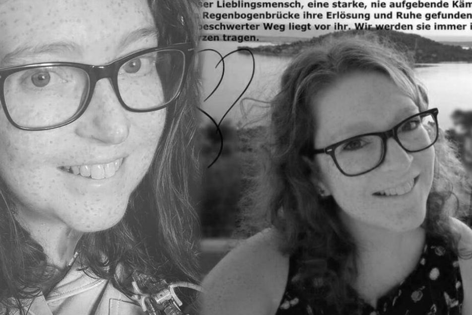 Die 23-jährige aus Ulm verlor am 19. November ihren Kampf gegen den Tod. (Fotomontage)