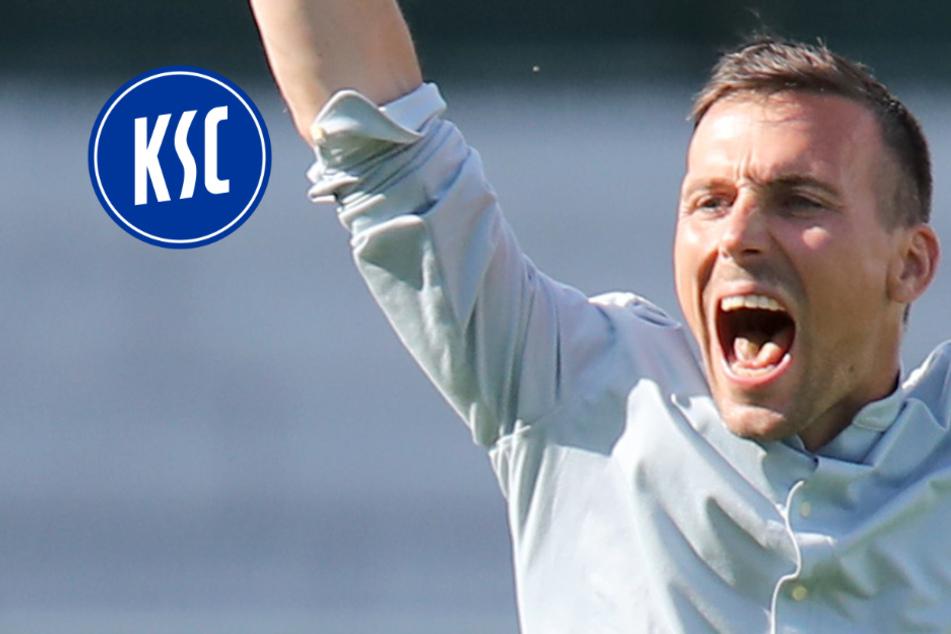 Vertrag unterzeichnet: Eichner ist neuer Cheftrainer beim Karlsruher SC