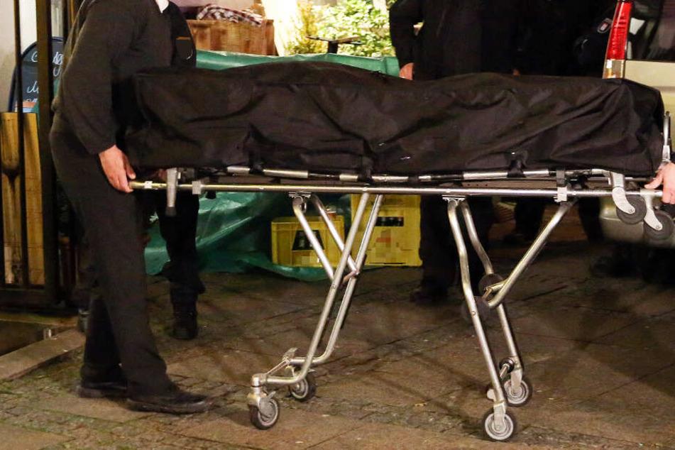 Bei der Leiche in der Wohnung handelte es sich um den 62 Jahre alten Nachbarn des Tatverdächtigen (Symbolbild).