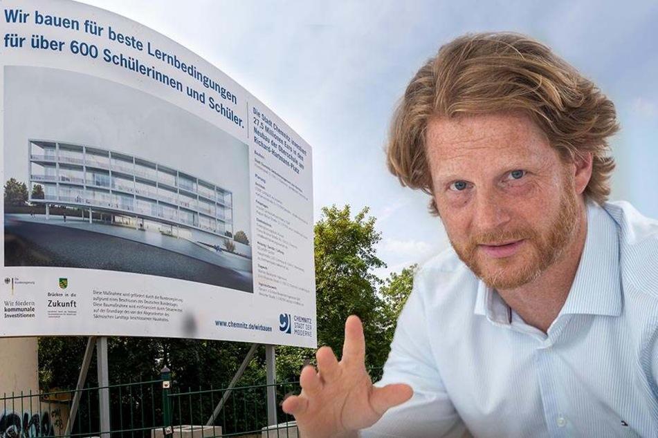 Chemnitz: Baupreis-Explosion! Chemnitz muss plötzlich 31 Millionen Euro einsparen
