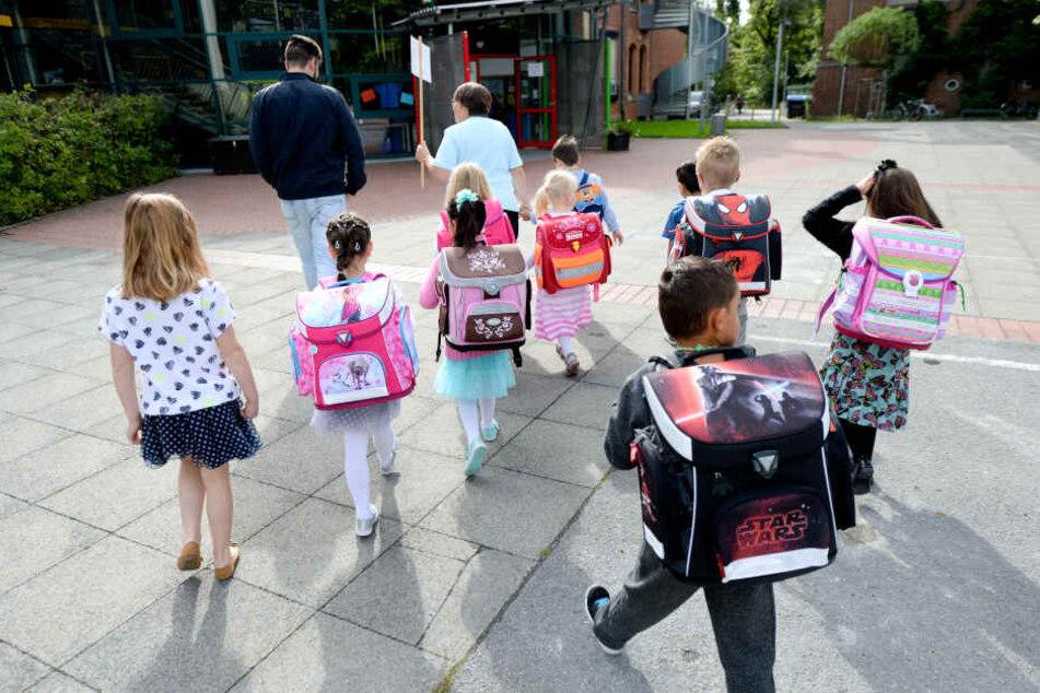 70% der eingeschulten Kinder an Neuköllner Grundschulen weisen Sprachdefizite auf.