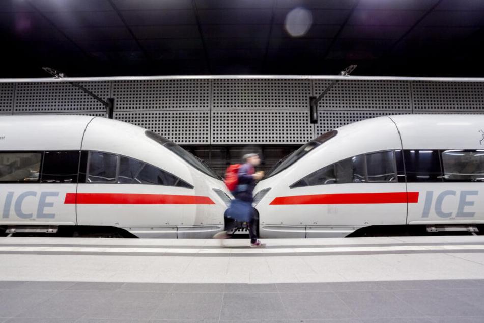 Die Passagiere mussten ihre Reise unterbrechen (Symbolfoto).