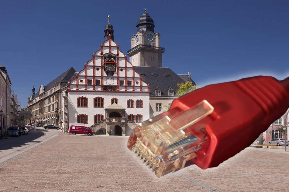 Im Vogtland soll das schnelle Internet ausgebaut werden.