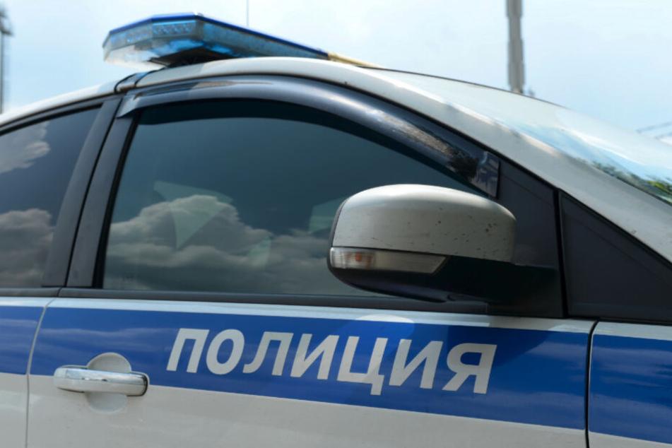 Die Moskauer Polizei ermittelt in dem Fall auf Hochtouren. (Symbolbild)