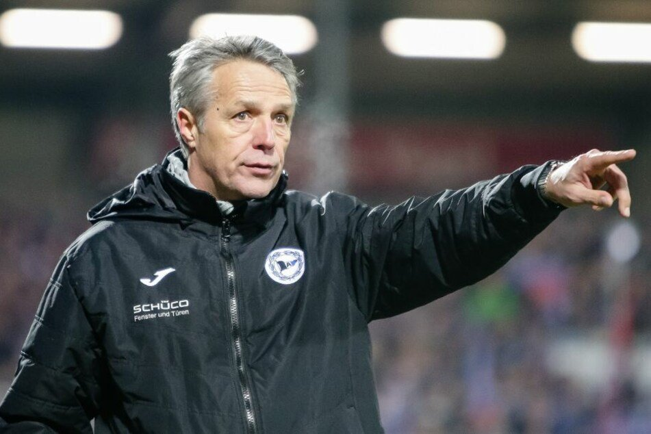 Jetzt gibt Uwe Neuhaus die Richtung bei Arminia Bielefeld vor.