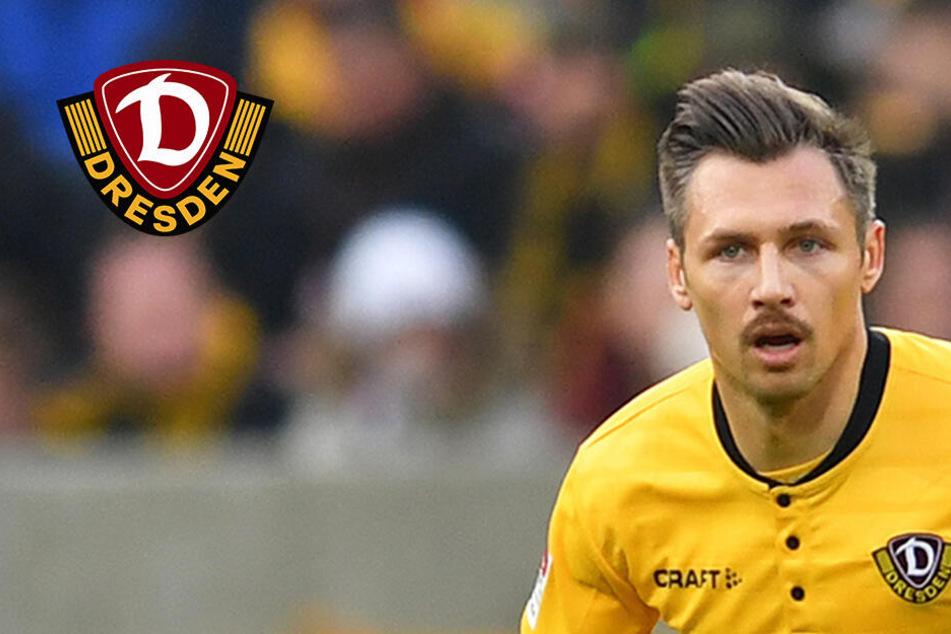 """Dynamos Gonther nimmt Mannschaft in die Pflicht: """"Wissen, was die Stunde geschlagen hat!"""""""