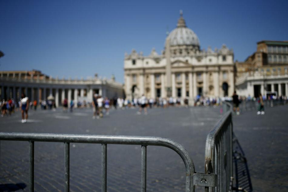 In der Nähe des Vatikans wurde der Polizist Mario Cerciello Rega (35) grausam erstochen.