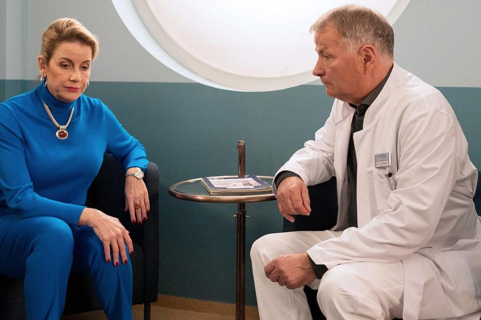 """In aller Freundschaft: """"In aller Freundschaft"""": Sarah braucht dringend einen Klinikleiter!"""