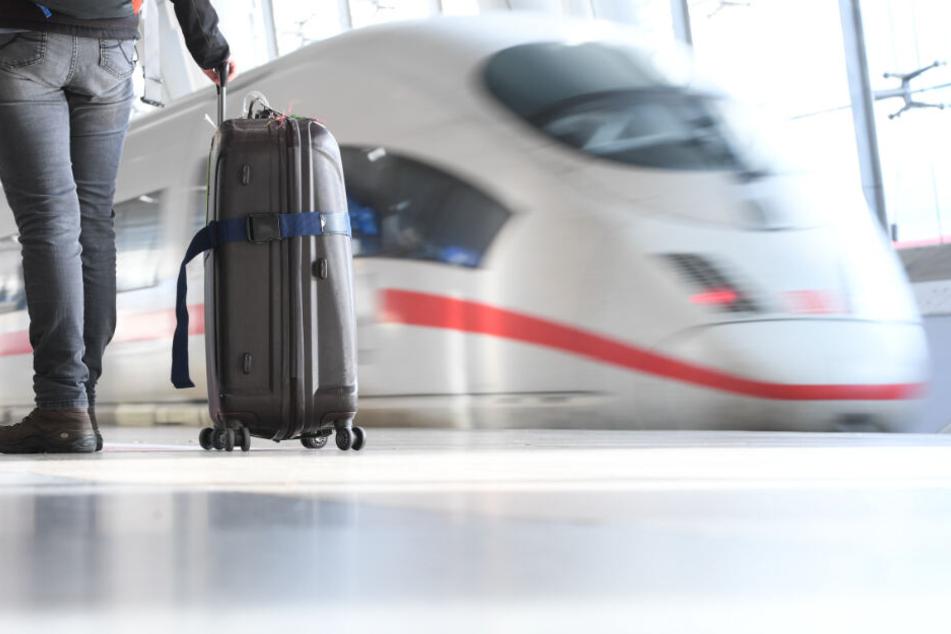 In einem ICE der Bahn stahl ein Dieb den Laptop von Bernd Hoffmann. (Symbolfoto)