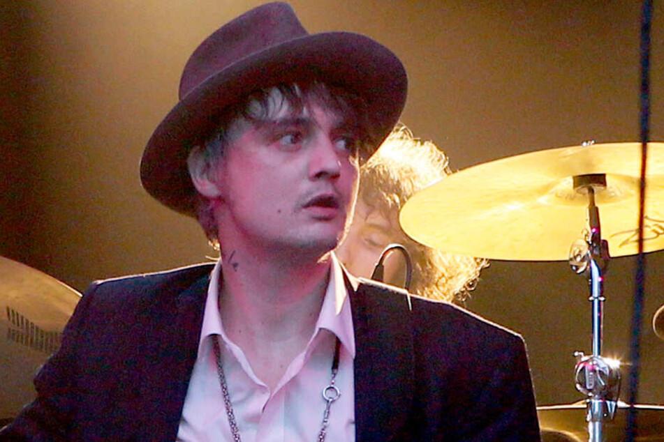 Pete Doherty ist schon wieder im Gefängnis. (Archivbild)