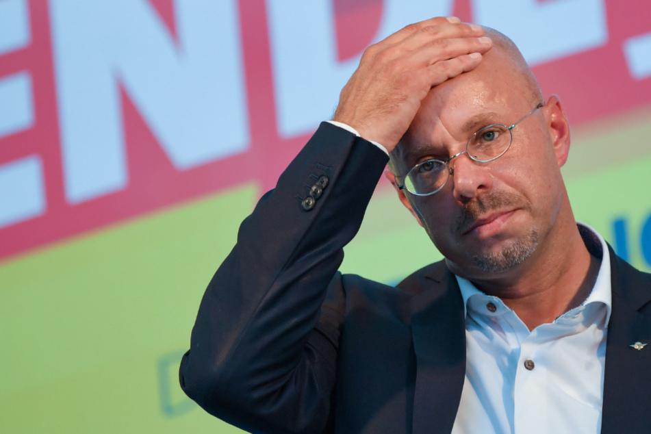 Andreas Kalbitz ist als Landesvorsitzender der AfD in Brandenburg zurückgetreten.