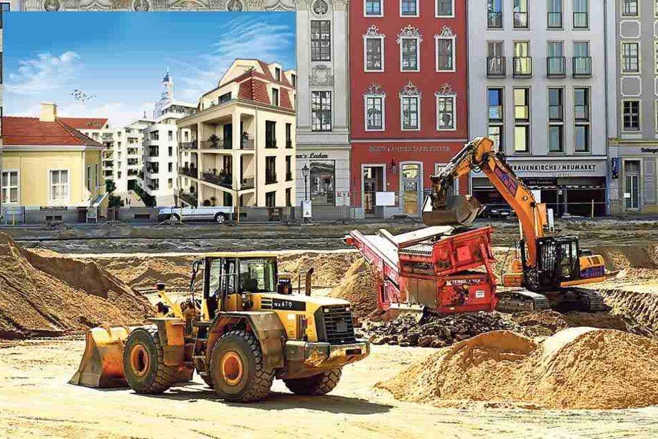 Baustart: Hier wächst nächstes Neumarkt-Quartier