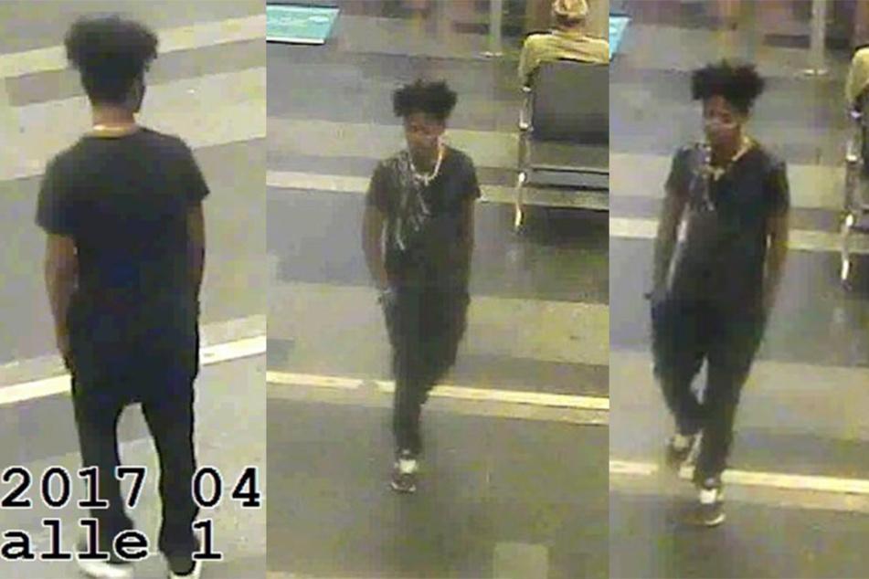 Diesen Mann sucht die Magdeburger Polizei. Wer kennt ihn?