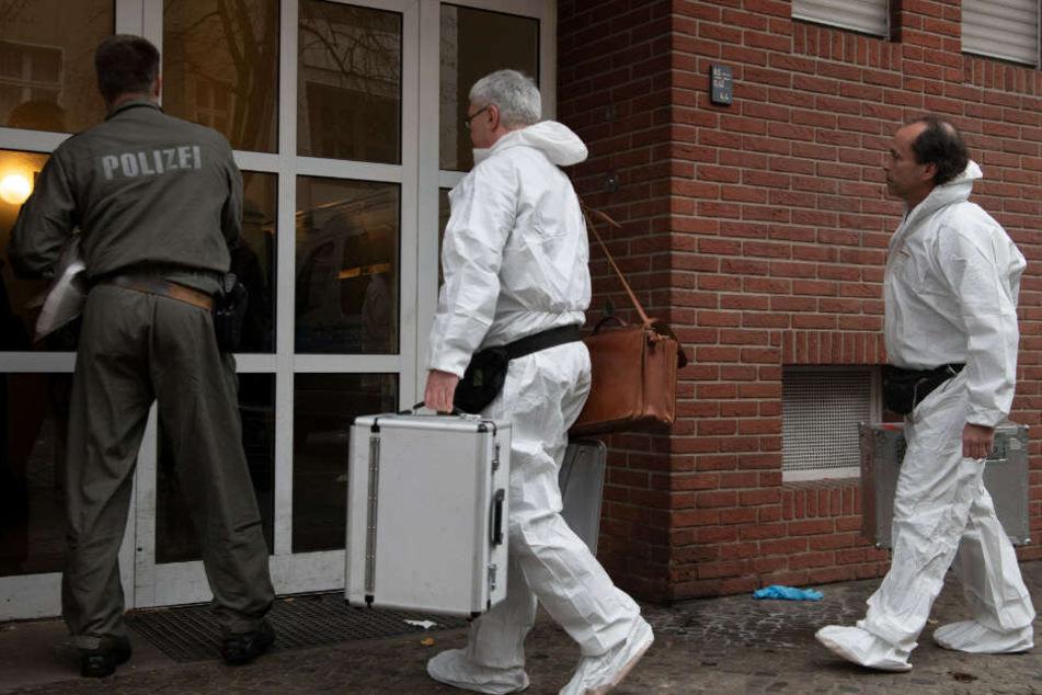 In Berlin-Spandau ist eine Leiche entdeckt worden. (Symbolbild)