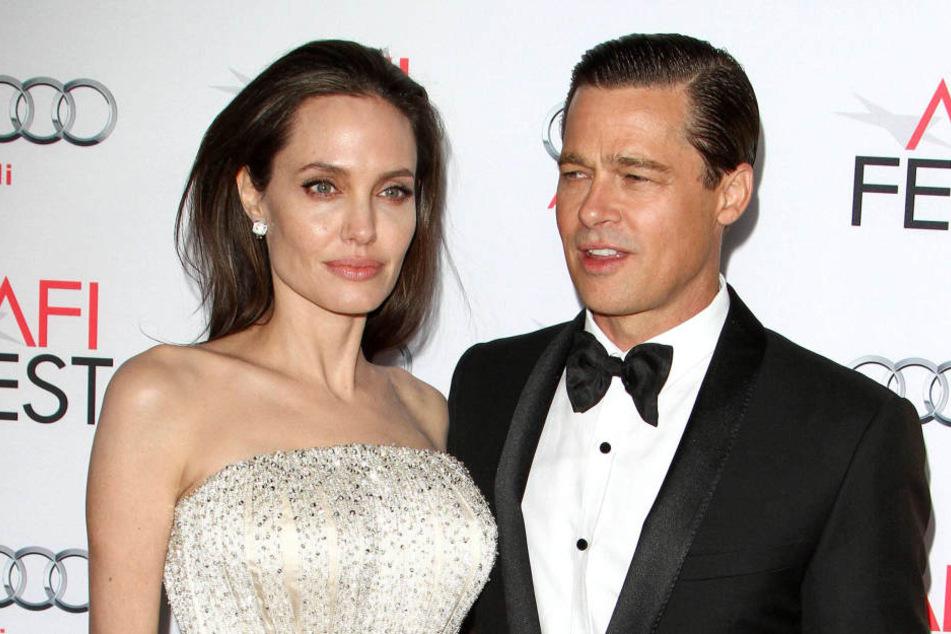 Angelina Jolie (41) soll die Scheidung von Brad Pitt (52) eingereicht haben.