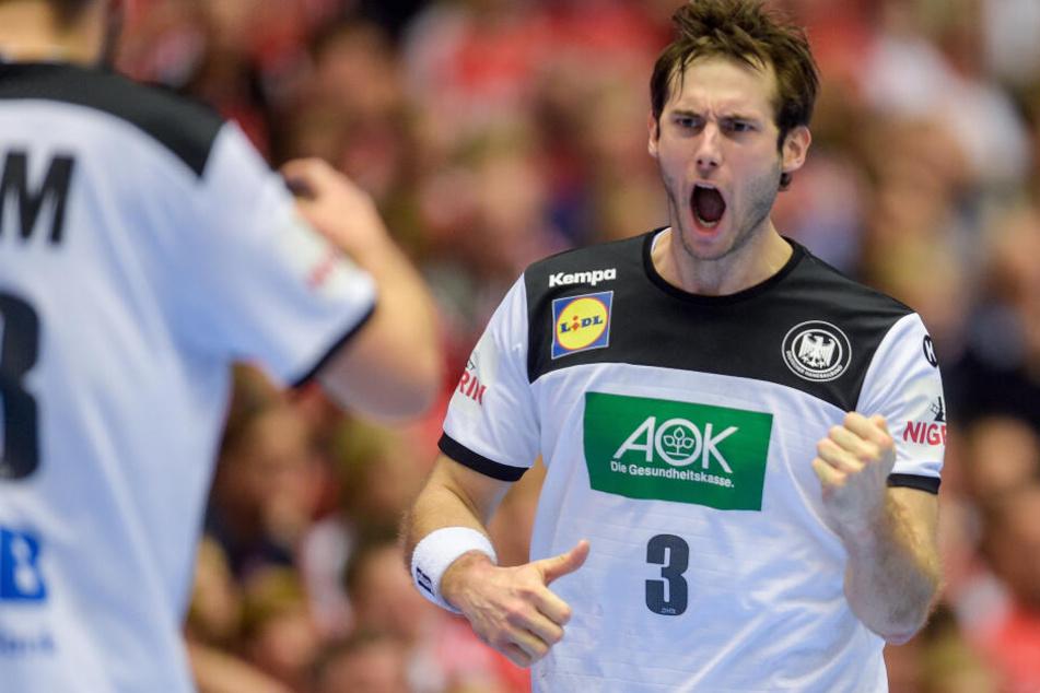 Kapitän Uwe Gensheimer wird vorerst ohne großen Titel bleiben.